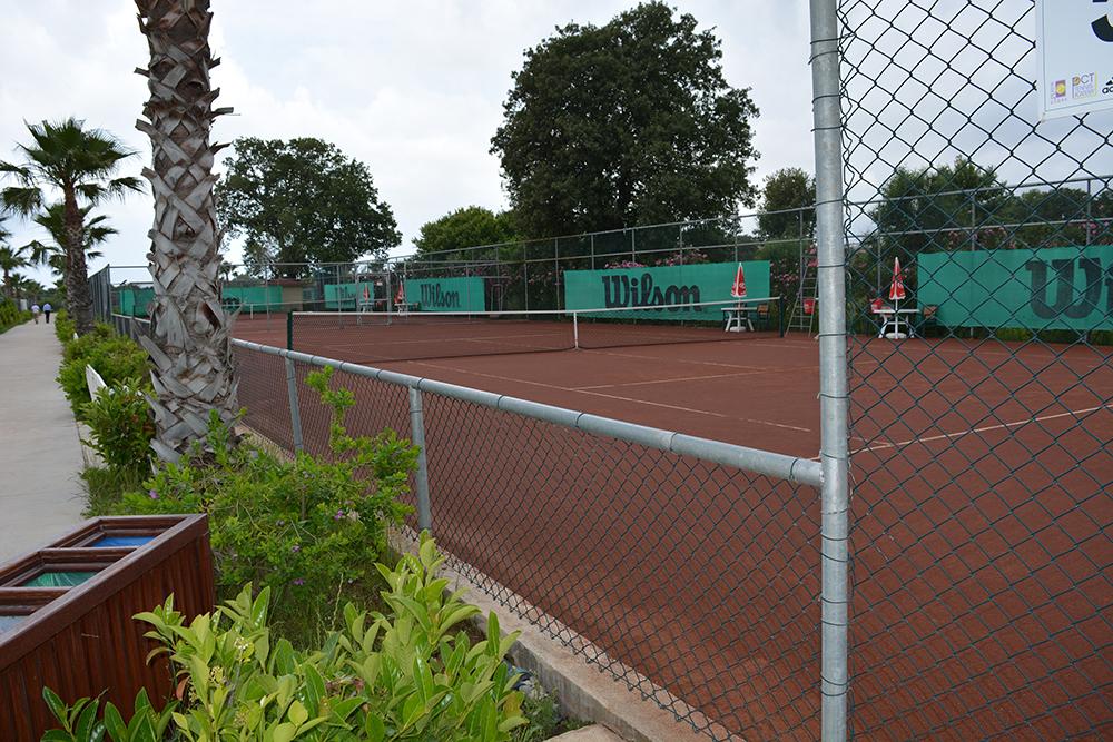 AliBey Resort Tennis Center Side Sorgun 48 courts viue 8