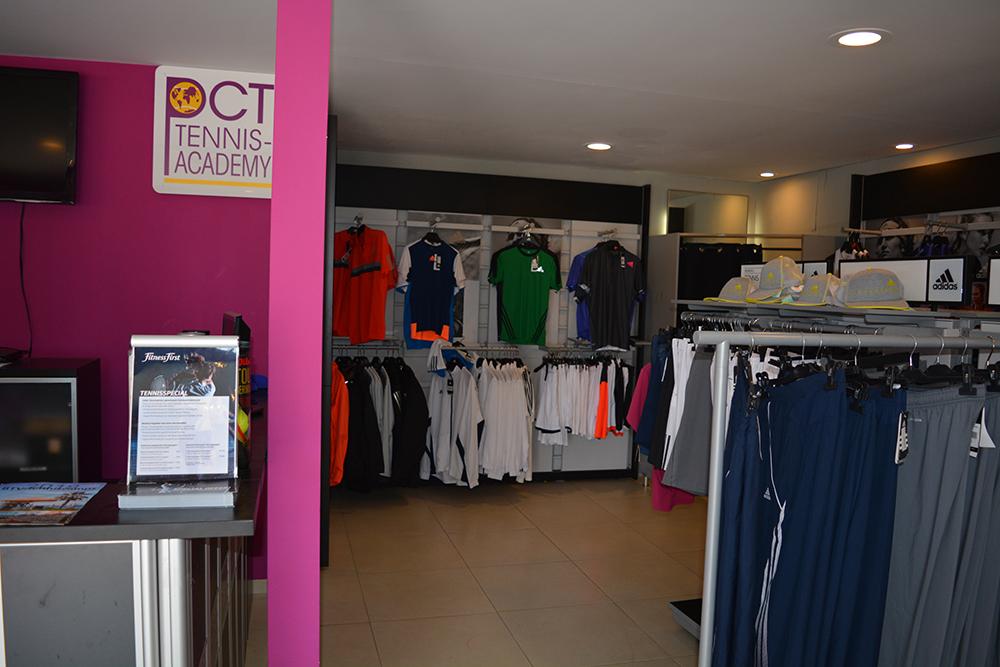 AliBey Resort Tennis Center Side Sorgun 48 courts  tennis shop