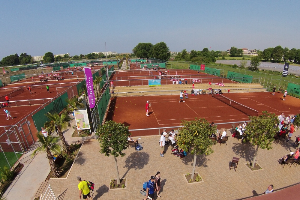 AliBey Resort Tennis Center Side Sorgun 48 courts viue 3