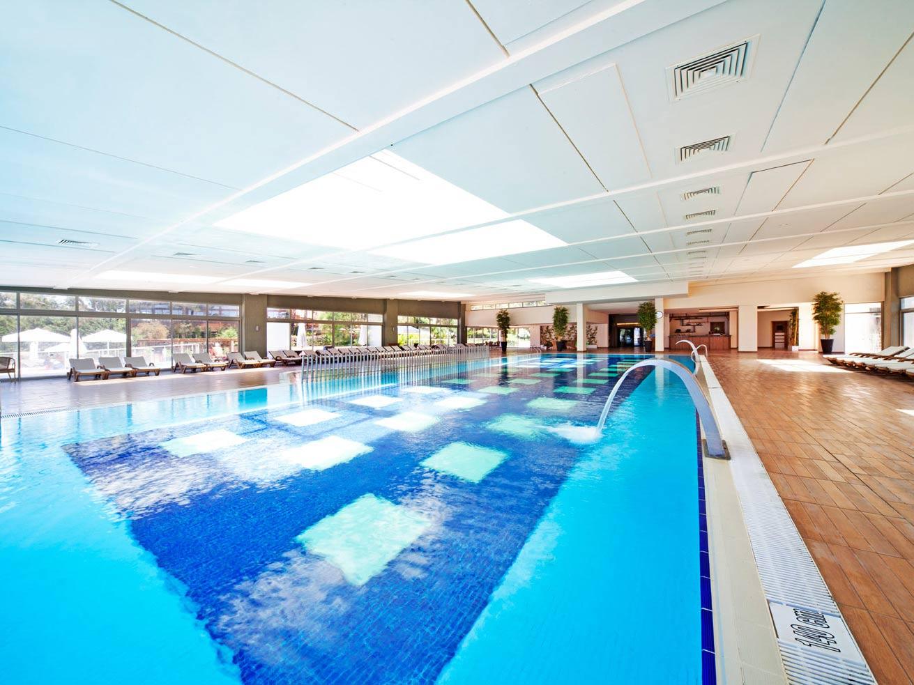 sueno hotels beach side pools indoor