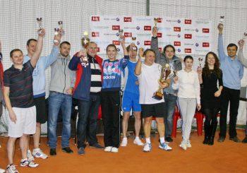 Любительский турнир между командами Alcatel-Lucent vs ПАО МТС, 06-12-2014 г. Москва.