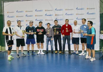 GAZPROMNEFT — LUBRICANTS TENNIS TOUR 27.02.2016, Москва, ПРО клуб