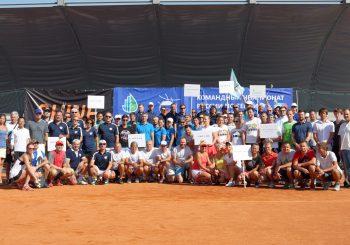 Второй Открытый Чемпионат России по теннису среди любителей