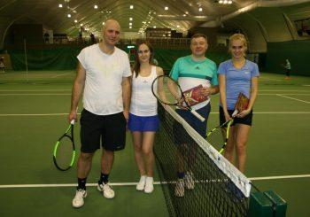 КЛУБНЫЕ ИГРЫ в РТА singles/doubles/mixed