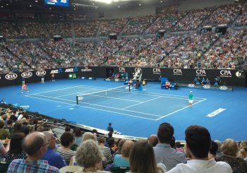 Поездка на Australian Open 2018
